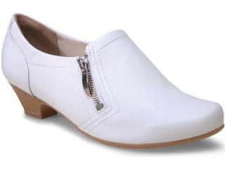 Sapato Feminino Campesi 4634 Branco - Tamanho Médio