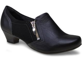 Sapato Feminino Campesi 4634 Preto - Tamanho Médio