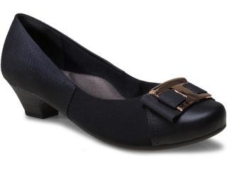 Sapato Feminino Campesi 4632 Preto - Tamanho Médio