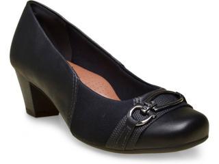 Sapato Feminino Campesi 5371 Preto - Tamanho Médio