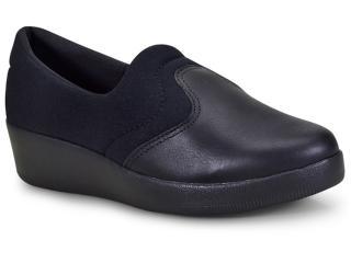 Sapato Feminino Campesi L6053 Preto - Tamanho Médio