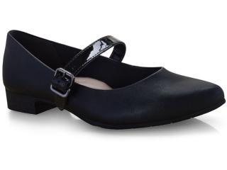 Sapato Feminino Campesi L6523 Preto - Tamanho Médio