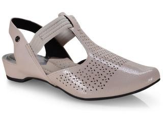 Sapato Feminino Campesi L6894 Creme - Tamanho Médio