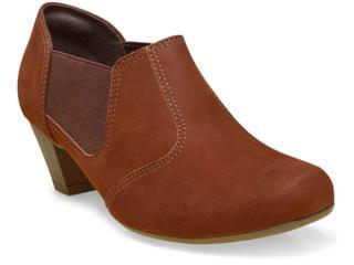 Sapato Feminino Campesi 5374 Marrom - Tamanho Médio