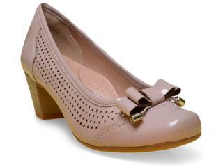 Sapato Feminino Campesi 5552 Gengibre - Tamanho Médio