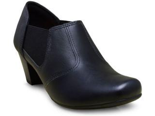 Sapato Feminino Campesi 5705 Preto - Tamanho Médio