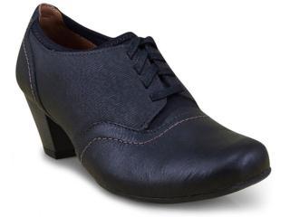Sapato Feminino Campesi 5703 Preto - Tamanho Médio