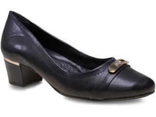 Sapato Feminino Comfortflex 15-95314 Preto - Tamanho Médio