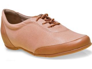 Sapato Feminino Comfortflex 16-94335 Caramelo - Tamanho Médio