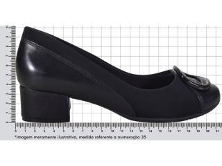 a9b0a67cd0 Sapato Comfortflex 18-95305 Preto Comprar na Loja online...