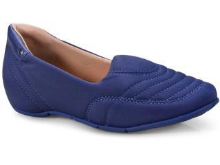Sapato Feminino Comfortflex 18-46301 Marinho - Tamanho Médio