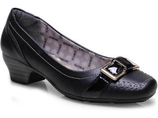 Sapato Feminino d Moon 2438 Preto - Tamanho Médio