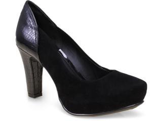 Sapato Feminino Dakota 7105 Preto - Tamanho Médio