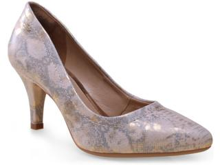 Sapato Feminino Dakota 7275 Fibra - Tamanho Médio