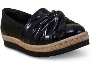 Sapato Feminino Dakota B9383 Preto - Tamanho Médio