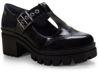 Sapato Feminino Dakota G1352 Preto - Tamanho Médio