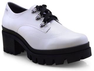 Sapato Feminino Dakota G1351 Branco - Tamanho Médio