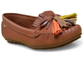 Sapato Feminino Dakota 8303 Castanho - Tamanho Médio