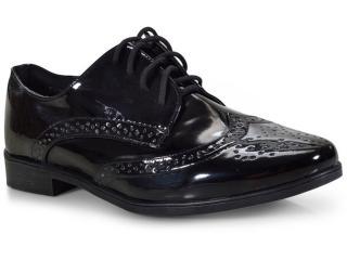 Sapato Feminino Facinelli 51804 Preto - Tamanho Médio