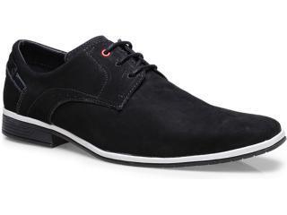 Sapato Masculino Fegalli 21015 Preto - Tamanho Médio