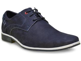 Sapato Masculino Fegalli 21015 Marinho - Tamanho Médio