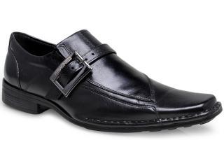 Sapato Masculino Ferracini 6483 Napoles Preto - Tamanho Médio