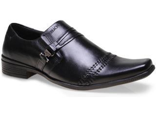 Sapato Masculino Ferracini 4349 Capri Preto - Tamanho Médio