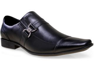 Sapato Masculino Ferracini 3648 Capri Preto - Tamanho Médio