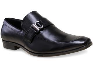 Sapato Masculino Ferracini 5770-275g Preto - Tamanho Médio