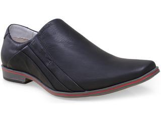 Sapato Masculino Ferracini 5213-273l Preto - Tamanho Médio