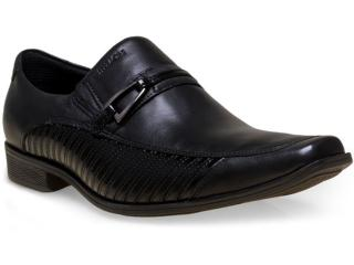 Sapato Masculino Ferracini 4415-1223g Preto - Tamanho Médio