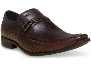 Sapato Masculino Ferracini 4415-1223h Café - Tamanho Médio