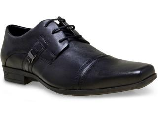 Sapato Masculino Ferracini 6011-1279m Preto - Tamanho Médio