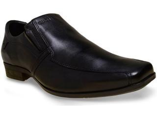 Sapato Masculino Ferracini 6013-1279 Mestico  Preto - Tamanho Médio