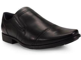 Sapato Masculino Ferracini 5476-500g Preto - Tamanho Médio