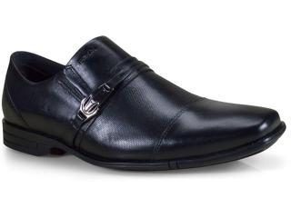 Sapato Masculino Ferracini 3706-220g Preto - Tamanho Médio