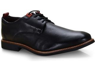 Sapato Masculino Ferracini 5365-1291g Preto - Tamanho Médio
