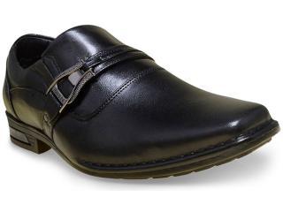 Sapato Masculino Ferracini 4605-1288a Preto - Tamanho Médio