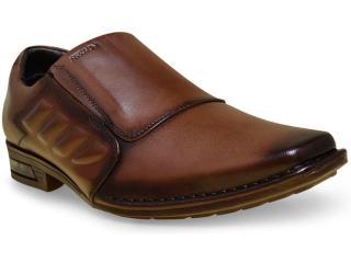 Sapato Masculino Ferracini 4606-1288i Tabaco - Tamanho Médio