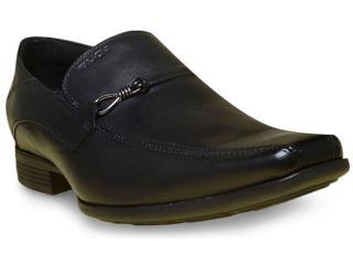 Sapato Masculino Ferracini 4976-1508g Preto - Tamanho Médio