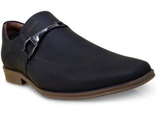 Sapato Masculino Ferracini 2817-506i Preto - Tamanho Médio