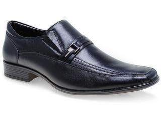 Sapato Masculino Ferricelli Bn12485 Preto - Tamanho Médio