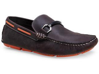 Sapato Masculino Ferricelli Lx40005 Brow - Tamanho Médio