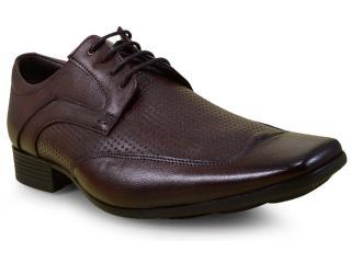 Sapato Masculino Ferricelli G047630 Brow - Tamanho Médio
