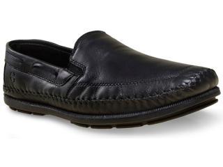 Sapato Masculino Ferricelli Ib14915 Preto - Tamanho Médio