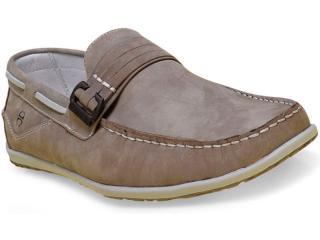 Sapato Masculino Ferricelli Yn46230 Camel - Tamanho Médio