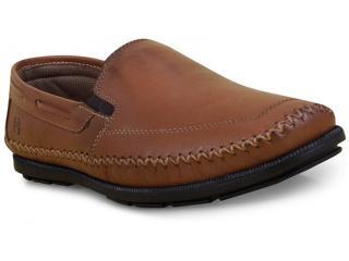 Sapato Masculino Ferricelli Ib14915 Bronze - Tamanho Médio