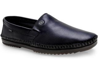 Sapato Masculino Free Way Logan-3 Firenze Preto - Tamanho Médio