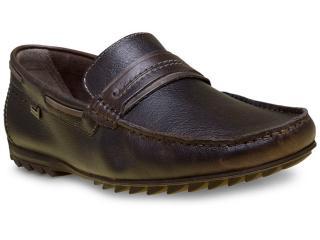 Sapato Masculino Free Way Boat-2679 Capuccino - Tamanho Médio