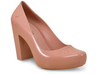 Sapato Feminino Grendene 17352 Zaxy Ferver  Caramelo - Tamanho Médio